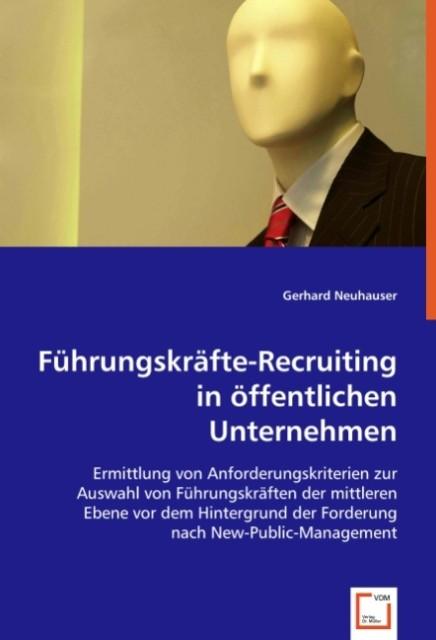 Führungskräfte-Recruiting in öffentlichen Unter...