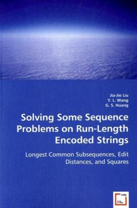 Solving Some Sequence Problems on Run-Length En...
