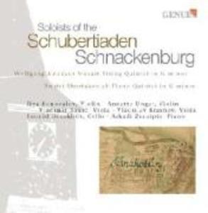 Solisten der Schubertiaden Schnackenburg