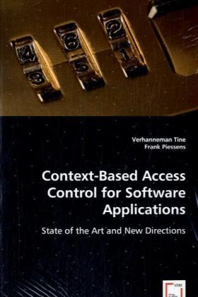 Context-Based Access Control for Software Appli...