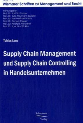 Supply Chain Management und Supply Chain Contro...