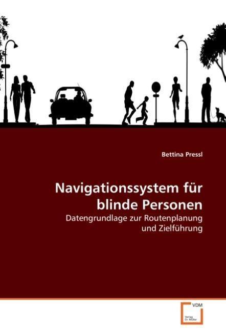 Navigationssystem für blinde Personen als Buch ...