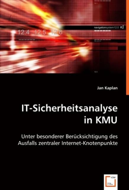 IT-Sicherheitsanalyse in KMU als Buch von Jan K...