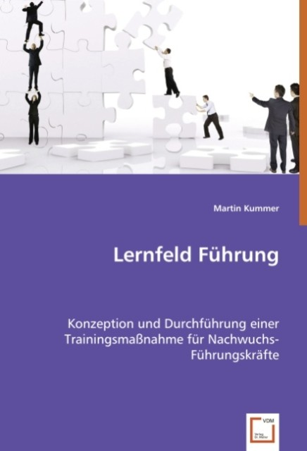 Lernfeld Führung als Buch von Martin Kummer