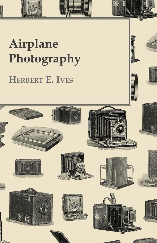 Airplane Photography als Taschenbuch von Herber...