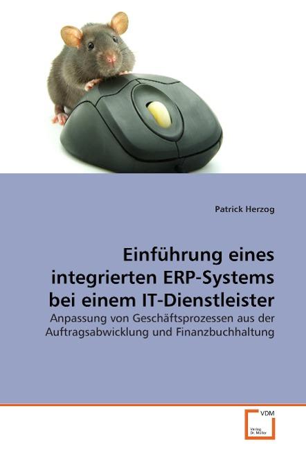 Einführung eines integrierten ERP-Systems bei e...