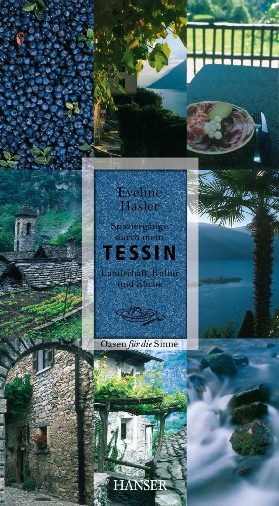 Mein Tessin als Buch von Eveline Hasler