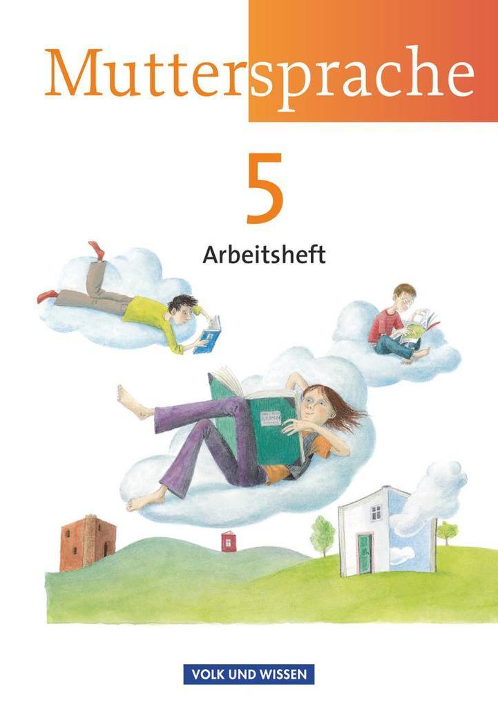 Muttersprache 5. Arbeitsheft - Neue Ausgabe - Ö...