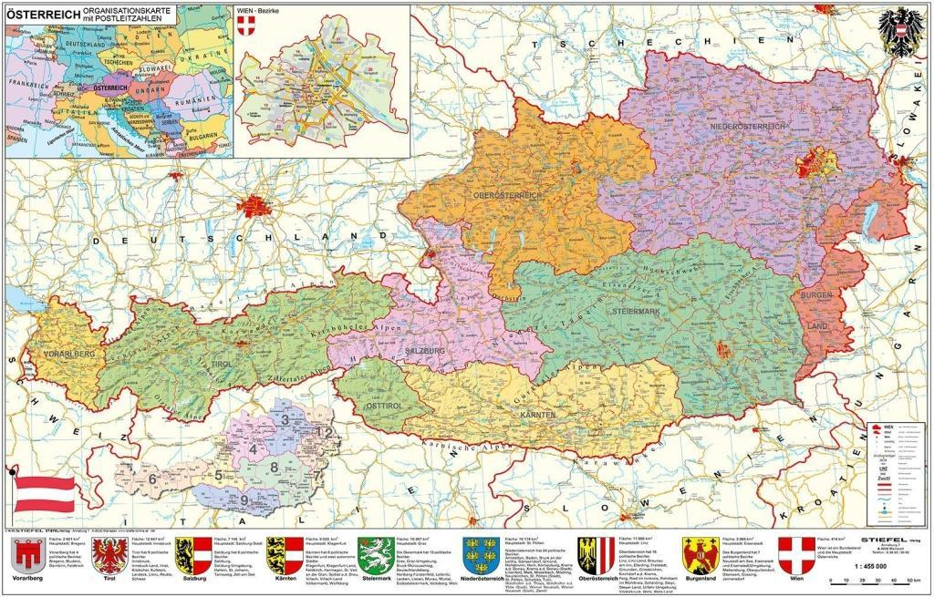Österreich politisch als Buch von Heinrich Stiefel