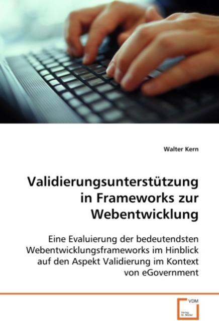 Validierungsunterstützung inFrameworks zur Webe...