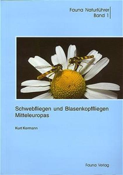 Schwebfliegen und Blasenkopffliegen Mitteleurop...