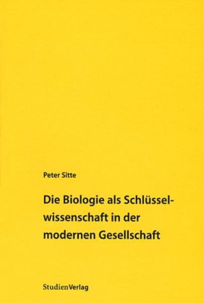 Die Biologie als Schlüsselwissenschaft in der m...