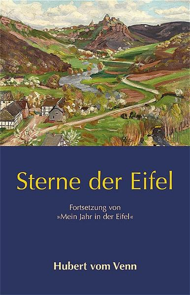 Sterne der Eifel als Buch von Hubert vom Venn