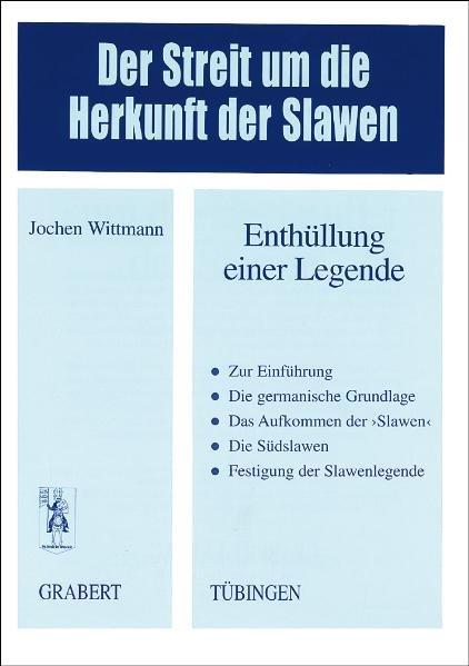 Der Streit um die Herkunft der Slawen als Buch ...