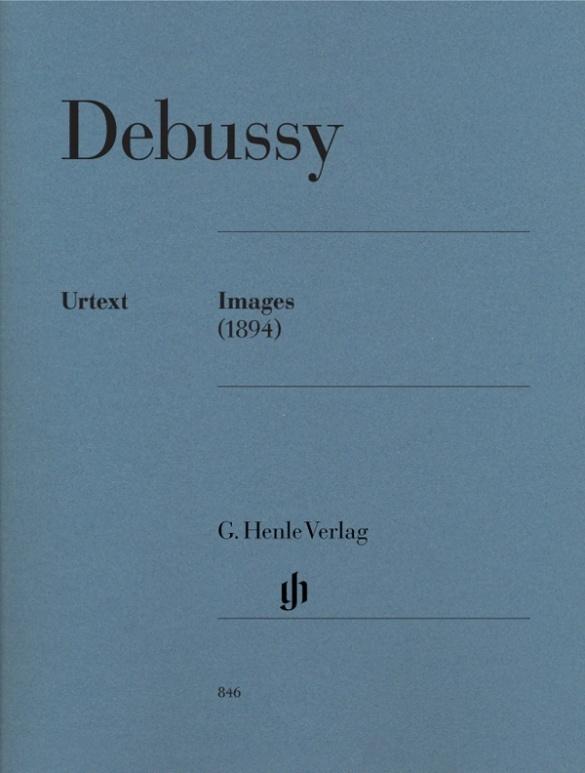 Images (1894) als Buch von Claude Debussy