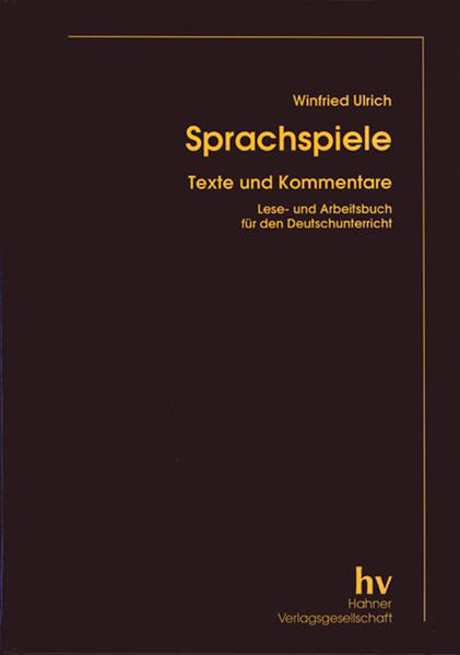 Sprachspiele als Buch von Winfried Ulrich