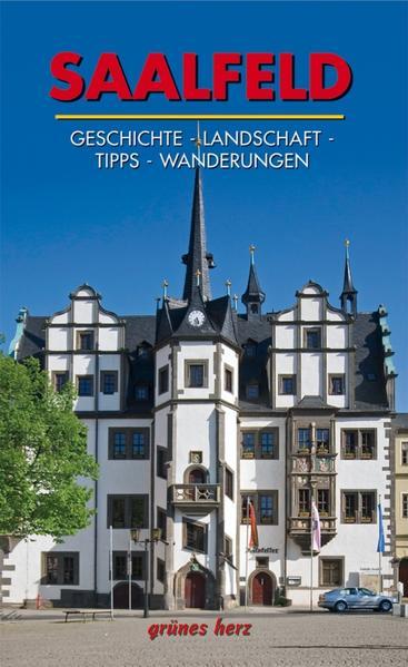 Regionalführer Saalfeld als Buch von