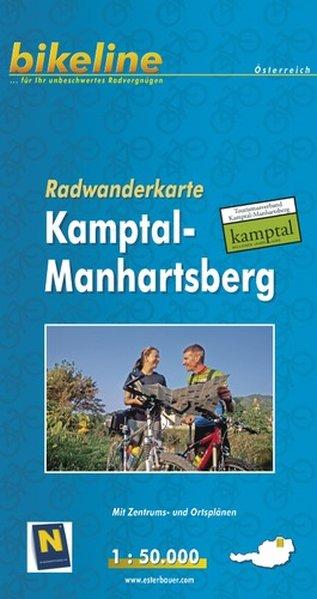 Bikeline Radkarte Österreich Kamptal-Manhartsbe...