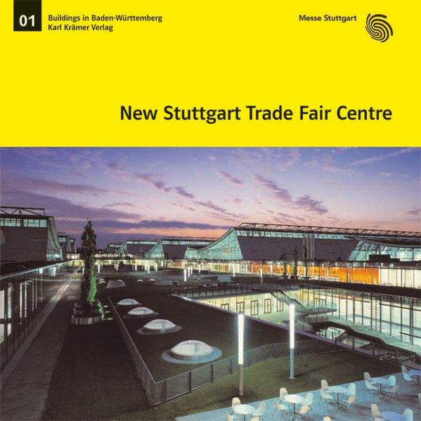 New Stuttgart Trade Fair Centre als Buch von Th...