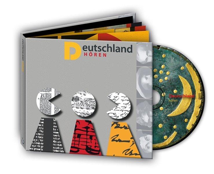 Deutschland hören - Sonder-Edition im SHMF-Schm...
