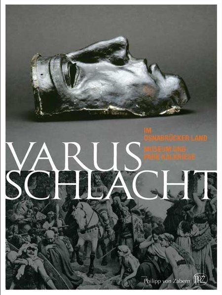 Varusschlacht im Osnabrücker Land als Buch von