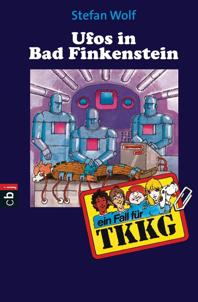 TKKG - UFOS in Bad Finkenstein als eBook Downlo...