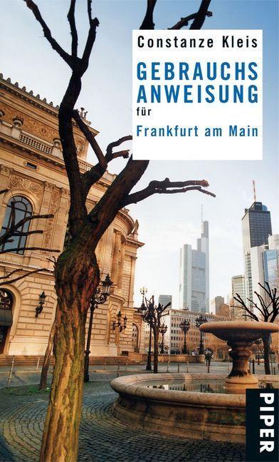 Gebrauchsanweisung für Frankfurt am Main als Ta...