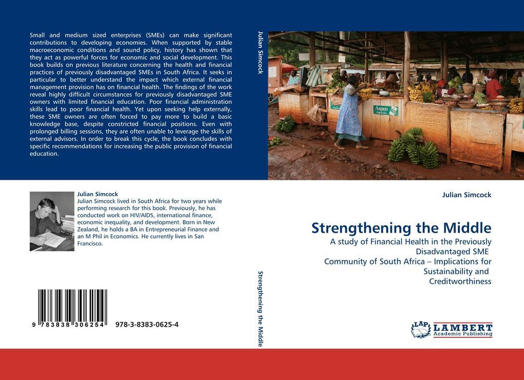 Strengthening the Middle als Buch von Julian Si...
