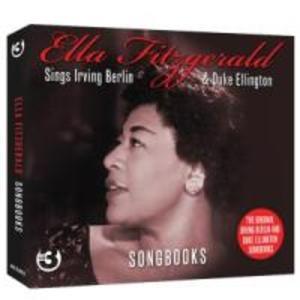 Sings Irving Berlin & Duke Ellington