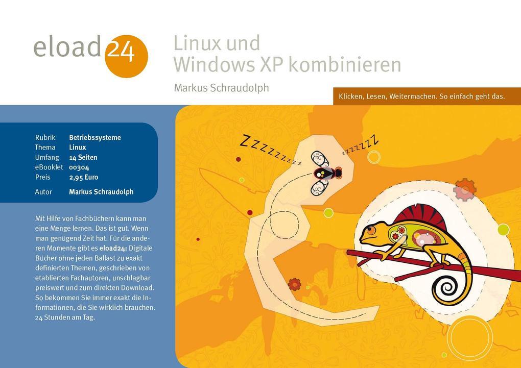 Linux und Windows XP kombinieren als eBook Down...