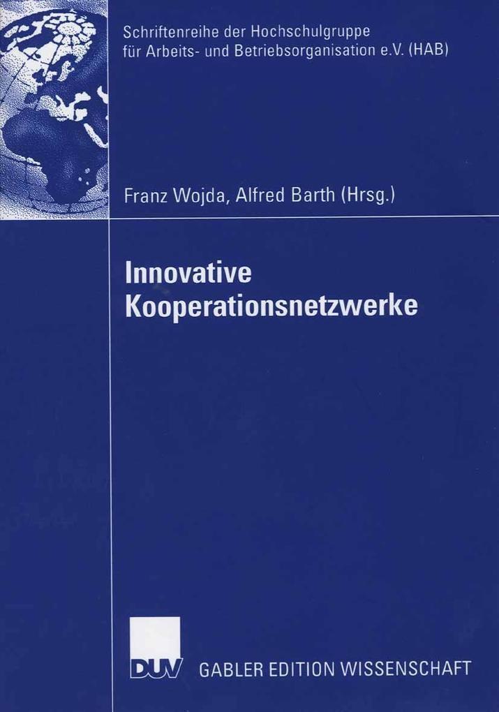 Innovative Kooperationsnetzwerke als eBook Down...