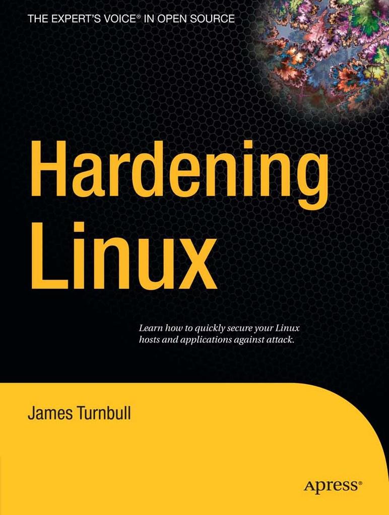 Hardening Linux als eBook Download von James Tu...