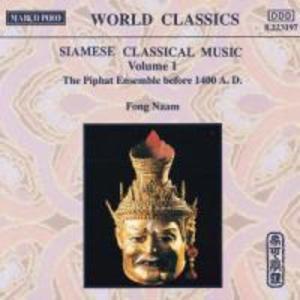 Klassische Siamesische Musik 2