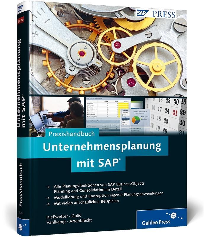 Praxishandbuch Unternehmensplanung mit SAP als ...