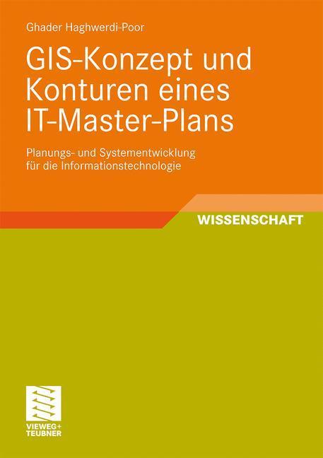 GIS-Konzept und Konturen eines IT-Master-Plans ...