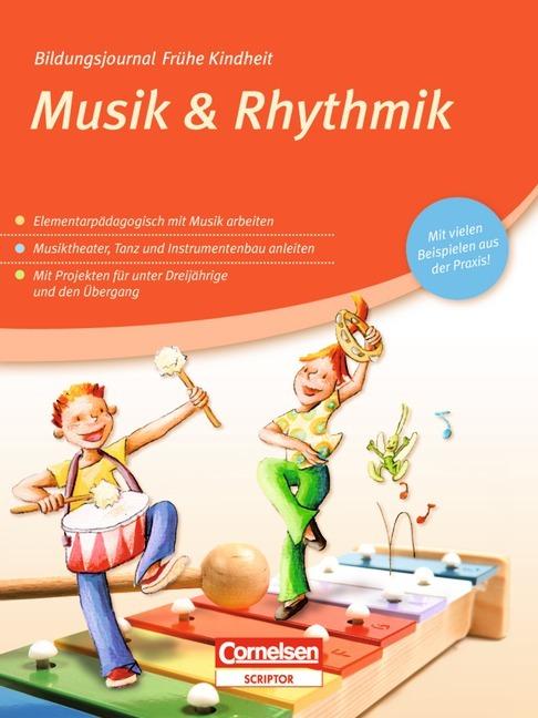 Musik & Rhythmik als Buch von