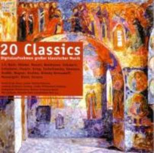 20 Aufnahmen grosser klassischer Musik