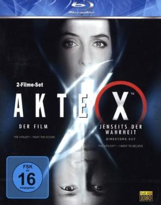 Akte X - Der Film & Akte X - Jenseits der Wahrheit