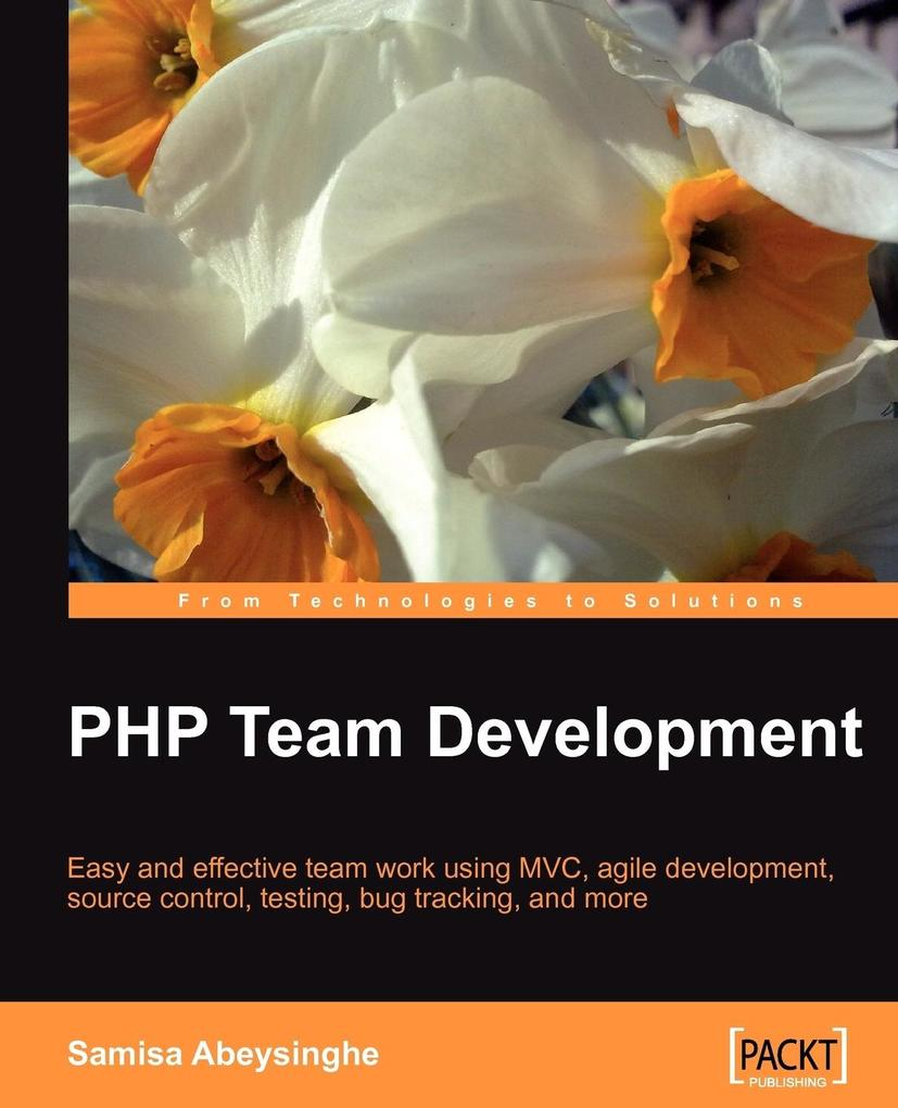 PHP Team Development als Taschenbuch von Samisa...