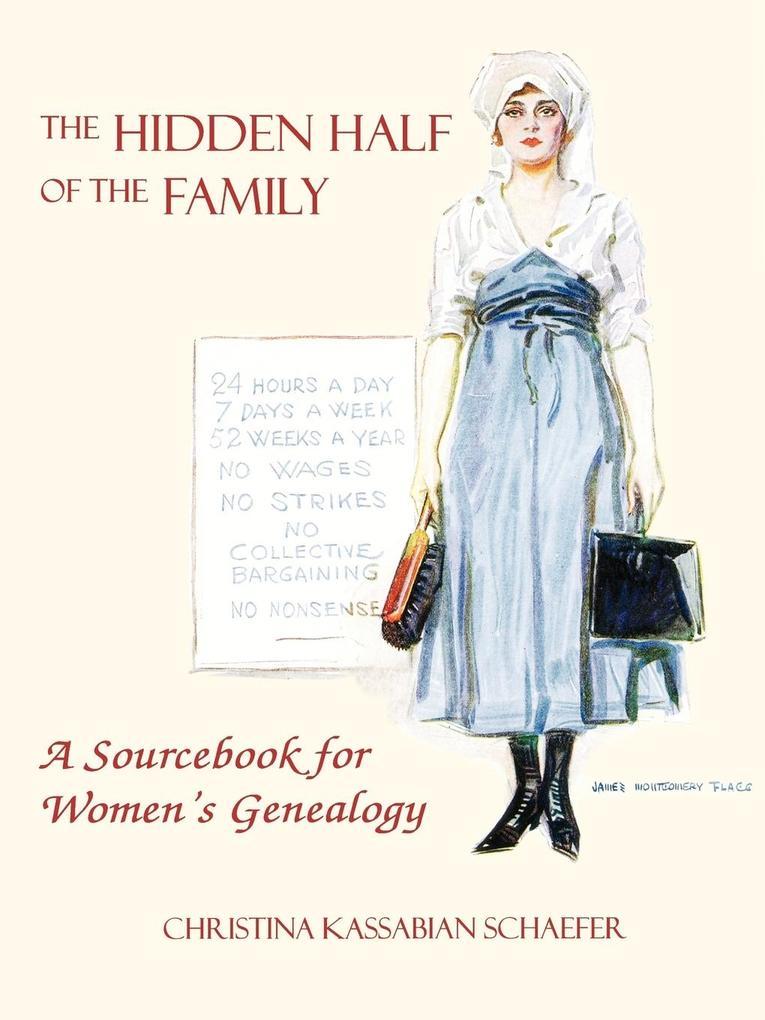 The Hidden Half of the Family als Taschenbuch v...