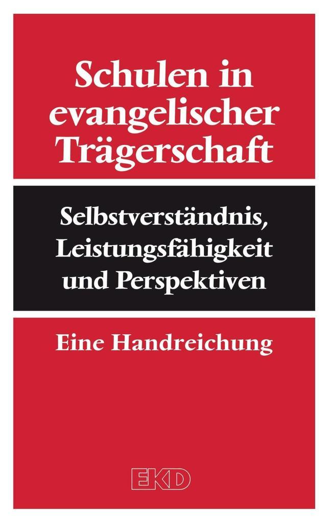 Schulen in evangelischer Trägerschaft als eBook...