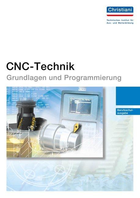 CNC-Technik als Buch von