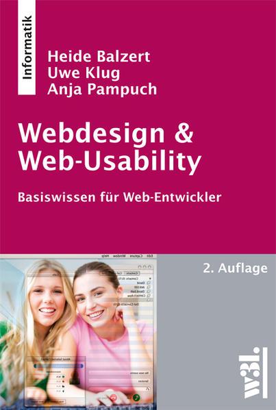 Webdesign & Web-Usability als Buch von Heide Ba...