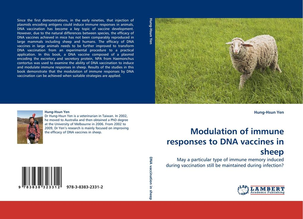 Modulation of immune responses to DNA vaccines ...