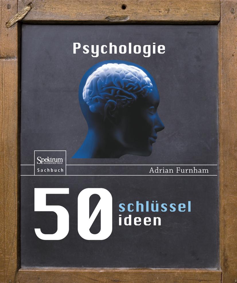 50 Schlüsselideen Psychologie als Buch von Adri...