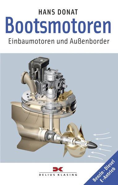Bootsmotoren als Buch von Hans Donat