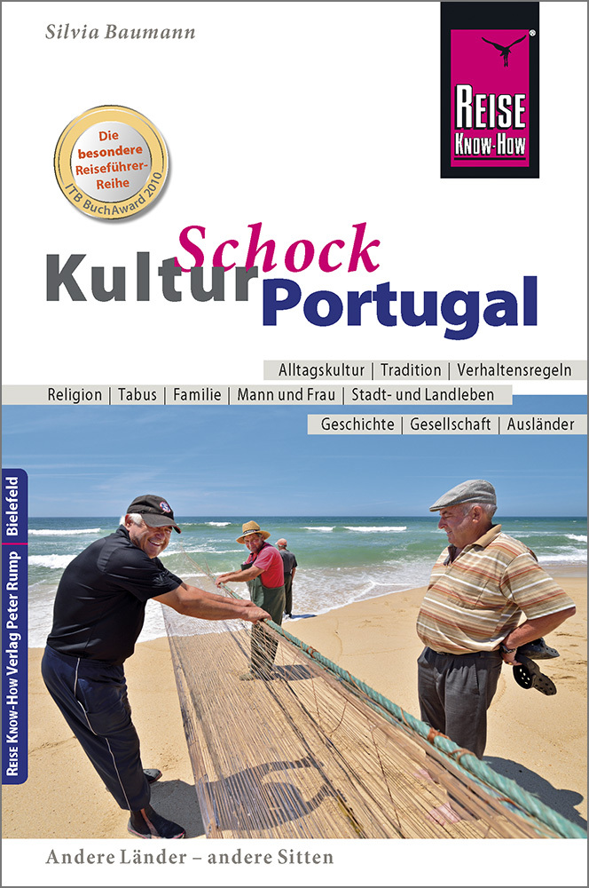 KulturSchock Portugal als Buch von Silvia Baumann