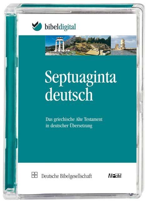 Septuaginta Deutsch.
