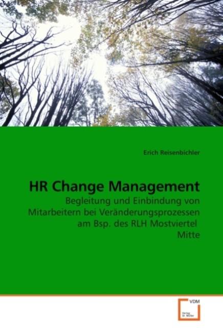 HR Change Management als Buch von Erich Reisenb...