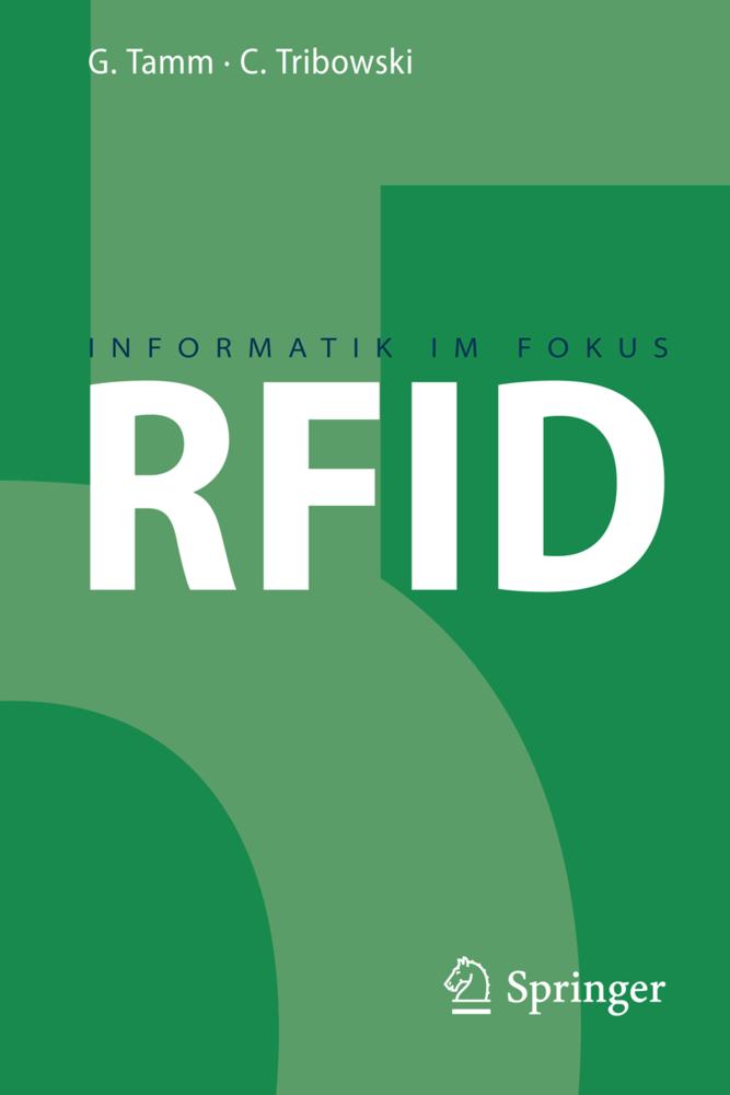 RFID als Buch von Gerrit Tamm, Christoph Tribowski